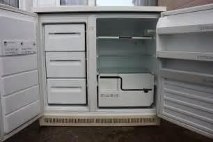 Standing Deep Freezer by Undercounter Side By Side Fridge Freezer In Torquay