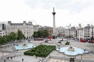 Trafalgar Square | The London Bed + Breakfast Agency