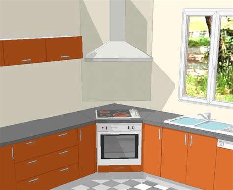 meuble cuisine plaque cuisson meuble d angle pour plaque de cuisson digpres
