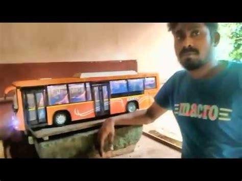 ksrtc jnnurm volvo bus model   shyamkumar njeezhoor youtube