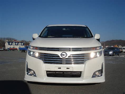 Nissan Elgrand Photo by 2011 Nissan Elgrand Photos 2 5 Gasoline Automatic For Sale