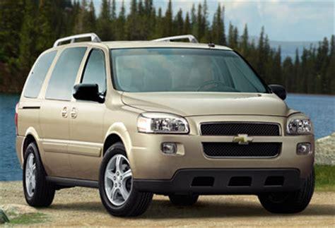 Chevrolet Uplander 2006 by 2006 Chevrolet Uplander Review