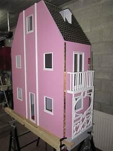 Comment Faire Une Maison : construire maison bois pour barbie ~ Dallasstarsshop.com Idées de Décoration