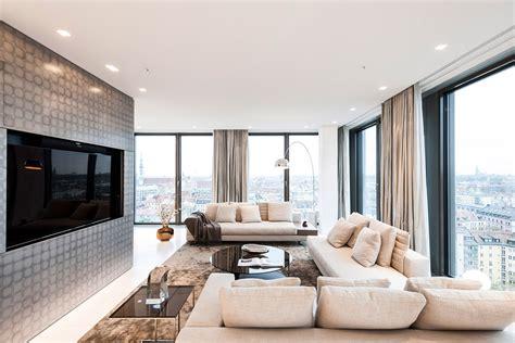 Wohnen In by Luxus Wohnung Im Exklusiven Quot The Seven Quot M 252 Nchen