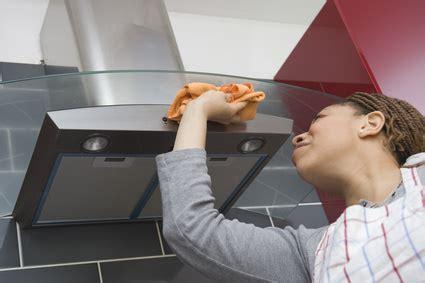 nettoyage de hotte de cuisine comment nettoyer hotte