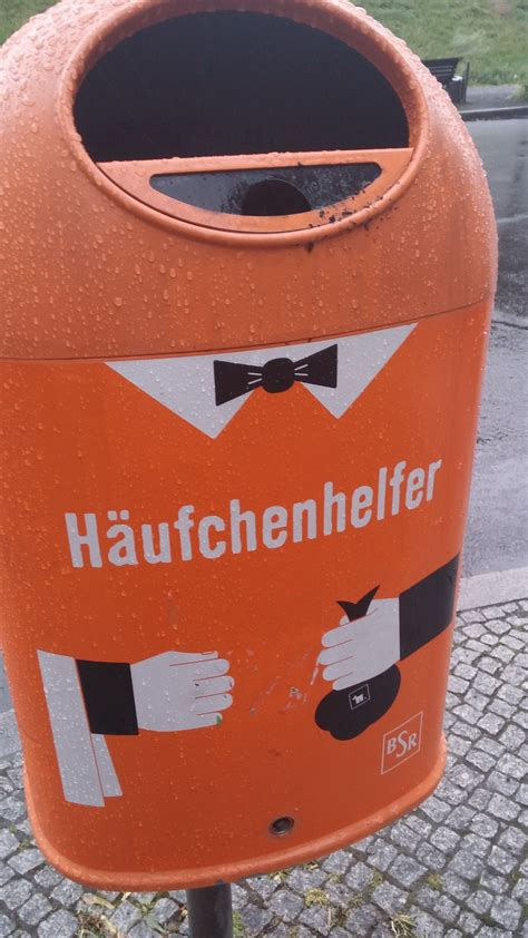 photo project  berlin handles waste deutschland