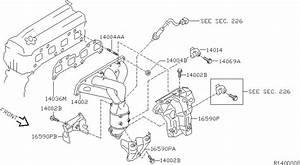 Diagram  2005 3 5l Nissan Murano Engine Block Cylinder Head Components Parts Diagram Full