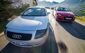Audi Tt 3 Occasion : essai comparatif audi tt 1 contre tt 3 l 39 automobile magazine ~ Maxctalentgroup.com Avis de Voitures