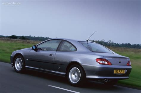 PEUGEOT 406 Coupe - 2003, 2004 - autoevolution