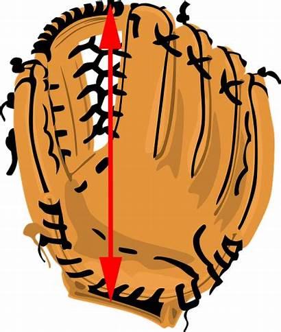 Glove Baseball Softball Clipart Clip Svg Vector