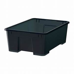 Ikea Boxen Samla : samla l da svart ikea ~ Watch28wear.com Haus und Dekorationen
