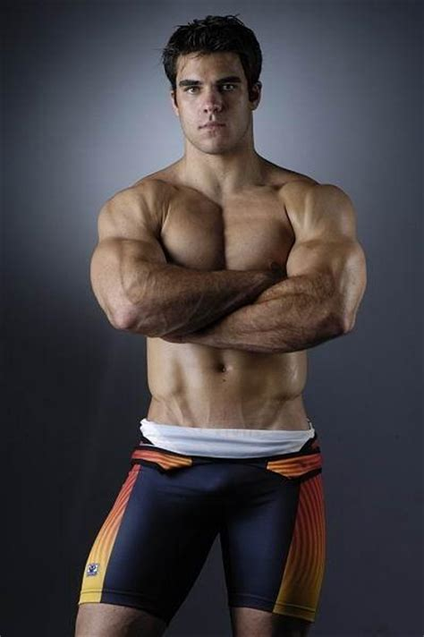 Muscle Studs Men Wrestling  Male Models Picture