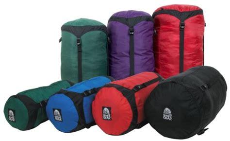 granite gear rock solid compression sacks 11l
