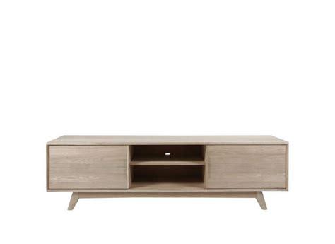 meuble tv scandinave bois marly meuble tv achatdesign