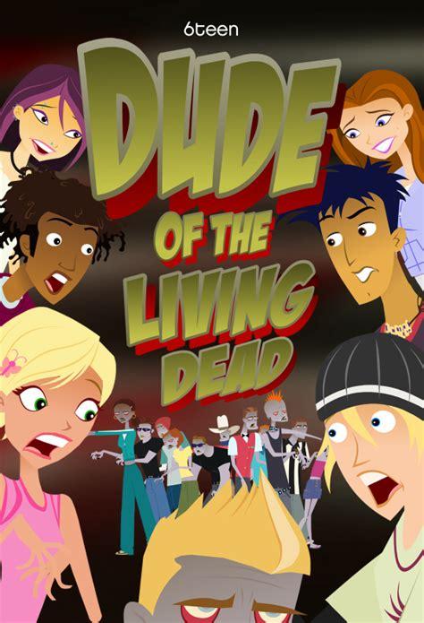 dude   living dead poster teen photo