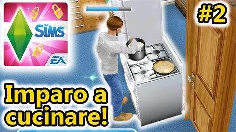 Imparo A Cucinare by The Sims Freeplay Imparo A Cucinare Android Salvo