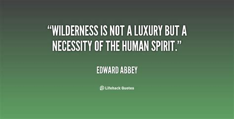 wilderness edward abbey quotes quotesgram