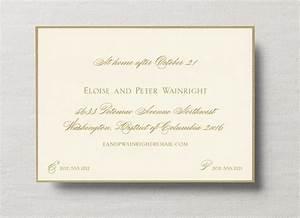 free guide to wedding invitation enclosure cards With examples of wedding enclosure cards