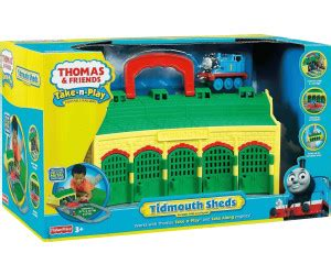 take n play tidmouth sheds buy fisher price friends take n play