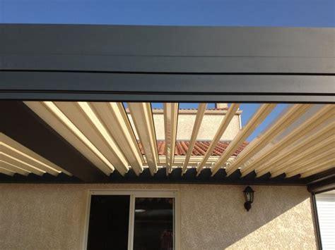 pergola terrasse bioclimatique en aluminium monequerre fr