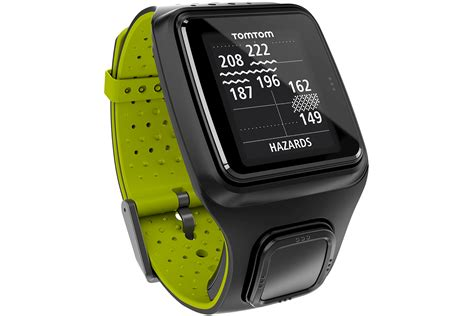 Tomtom Golfer Limited Edition Gps Watch From American Golf