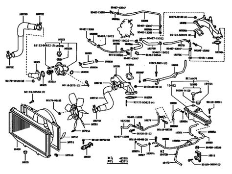 91 Ls400 Wiring Diagram by Lexus Ls400 Engine Diagram Wiring Forums