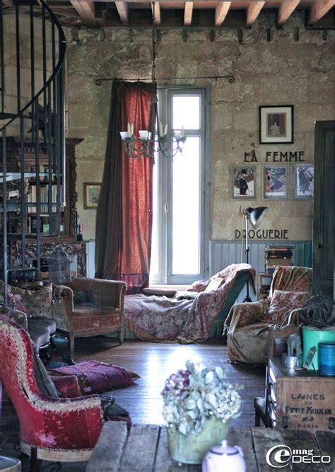 Rustic, Romantic Bohemian Style  Bohemia Pinterest