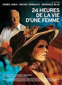 laurent bouhnik wikipedia 24 hours in the life of a woman 2002 film wikipedia