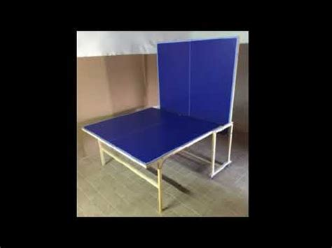 come costruire tavolo ping pong come costruire un tavolo da ping pong pieghevole fai da te