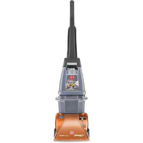 how to use hoover carpet cleaner steamvac hoover steamvac spinscrub 50 carpet cleaner fh50027