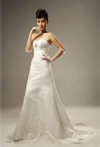 china 2010 most popular elegant a line wedding dress With most elegant wedding dresses