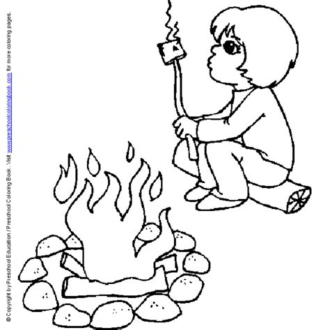camper coloring page getcoloringpages 673 | 8webrsk