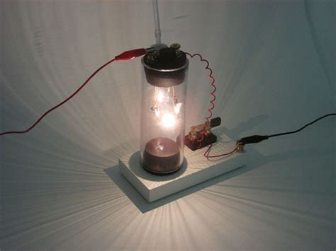 incandescent light how to make your own light bulbs