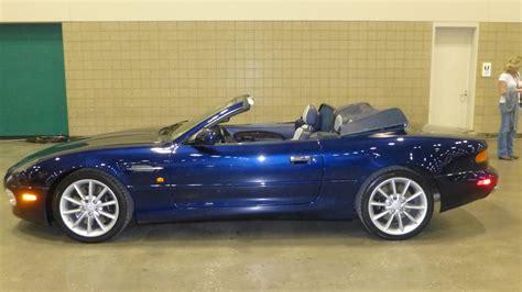 Aston Martin Kansas City by 2000 Aston Martin Vantage Convertible S59 Kansas City