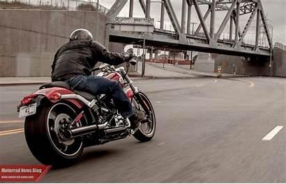 Harley Breakout Davidson Cvo Fast Motorcycle Softail