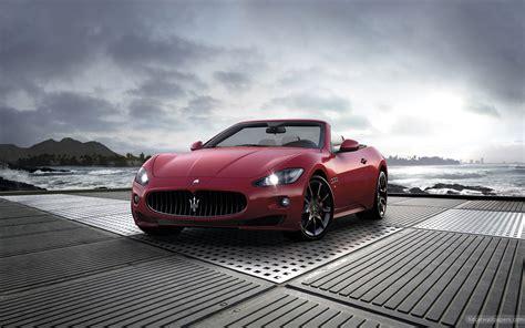 2012 Maserati Grancarbio Sport Wallpaper