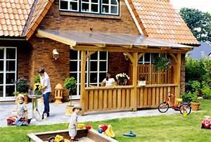überdachung Balkon Selber Bauen : sch ne terrassen berdachung wenn die terrasse den wohnraum erweitert ~ Frokenaadalensverden.com Haus und Dekorationen
