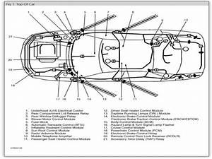Buick Body Control Module Location