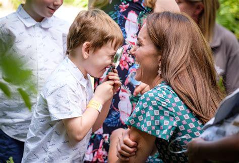 Duchess Cambridge Back Nature Garden Has New