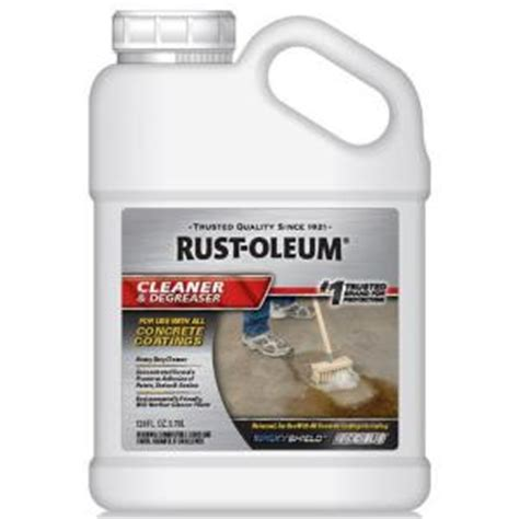 rust oleum  gal cleaner  degreaser   home