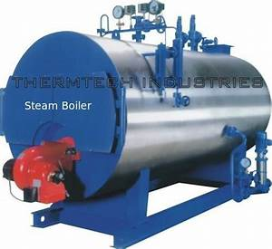 IBR Steam Boiler : Liquid Waste Incinerator Manufacturer ...
