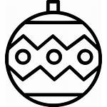 Christmas Ornament Clipart Svg Icon Decorated Onlinewebfonts