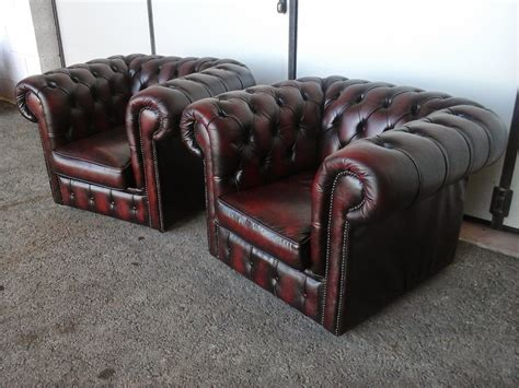 Divani Chesterfield Vintage