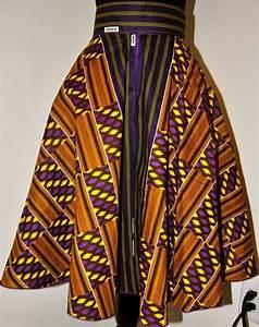 African print skirt | African Fashion | Pinterest