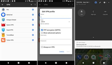 android vpn how to protect your privacy with a vpn on android cio
