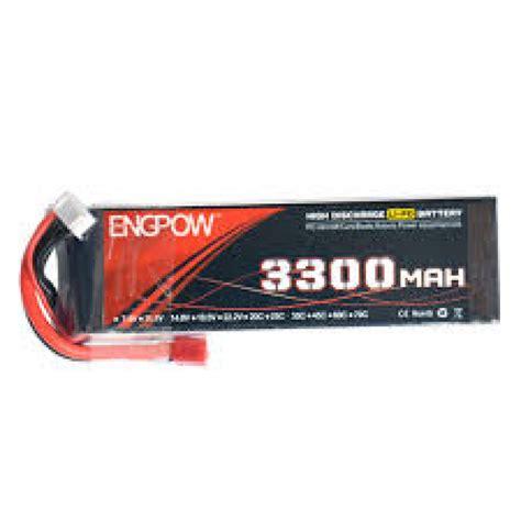 11.1V - 3300mAH Lipo Rechargeable Battery - 35C buy online ...