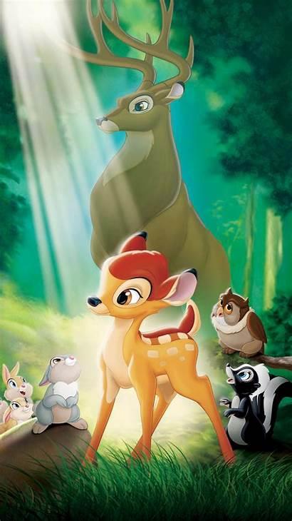 Bambi Phone Ii Animals Animated Movies Disney