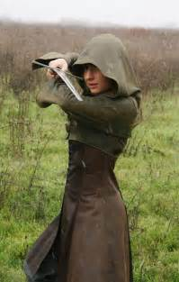 Female Medieval Archer Clothing