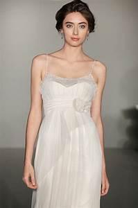 1001 jolis modeles de robe de mariee empire pour une With ajouter des bretelles à une robe bustier