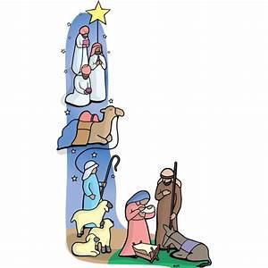 Nativity Clip Art Border Pictures to Pin on Pinterest ...